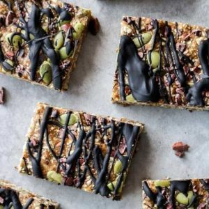 No-Bake Chewy Granola Bars (Nut-Free!)