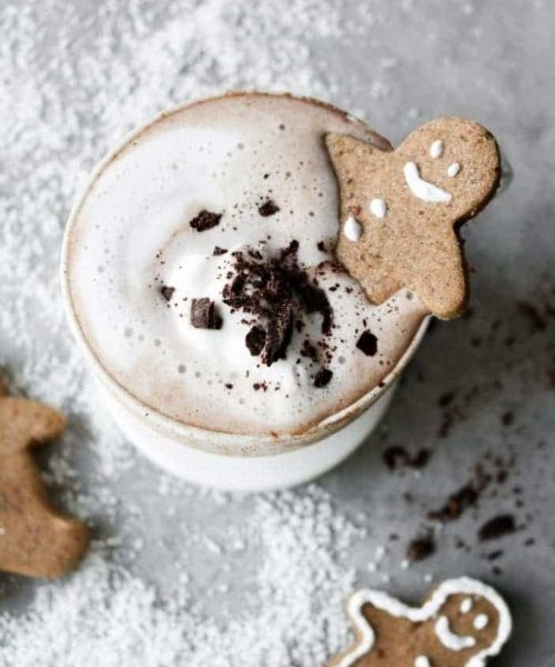 Creamy Sugar-Free Hot Chocolate