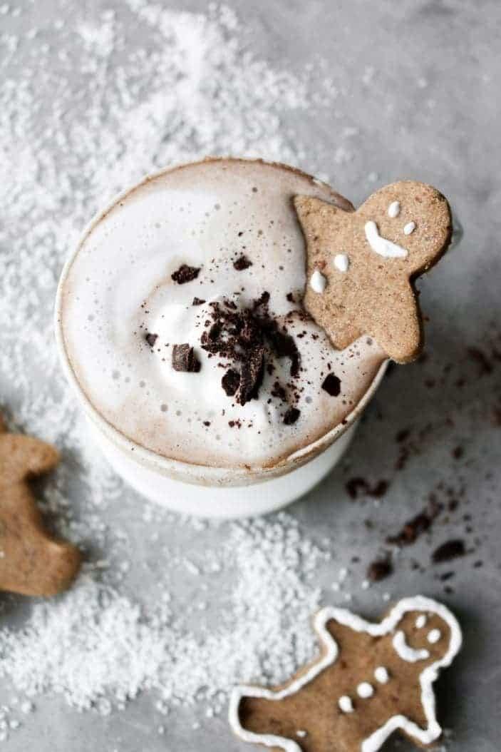 Creamy Sugar-Free Hot Chocolate