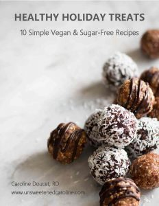 Healthy Holiday Treats Ebook