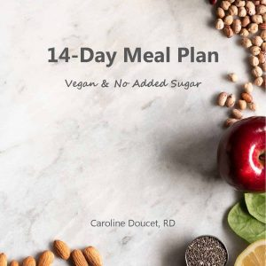 14-Days Vegan Meal Plan
