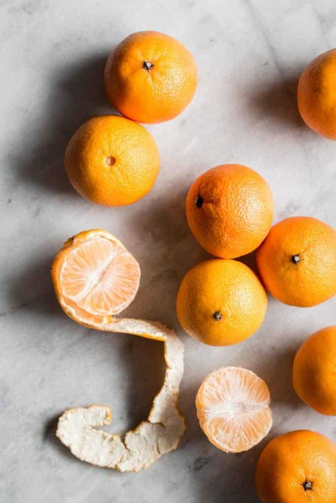clementines - healthy snack ideas