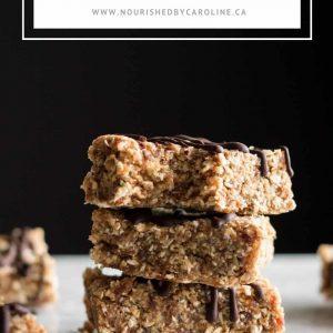 granola bars healthy snack ideas pin