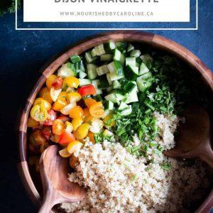 quinoa salad pin