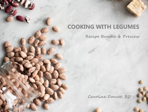 Cooking with Legumes Preview