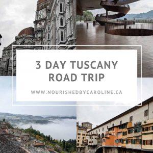 Tuscany pin