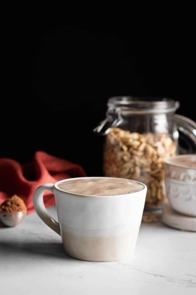 Basic Vegan Blender Hot Cocoa