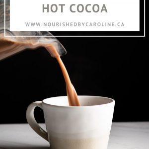 hot cocoa pin