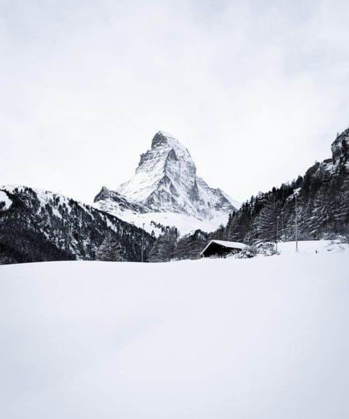 zermatt in Switzerland