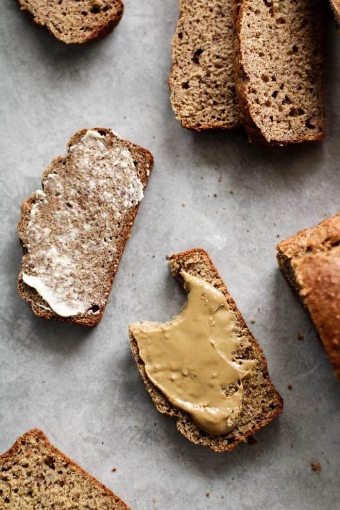 pantry staple banana bread