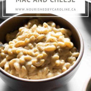 mac and cheese pin