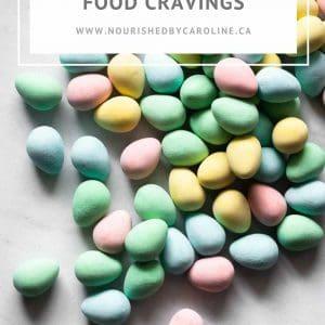 managing cravings pin