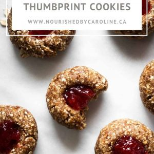 thumbprint cookies pin