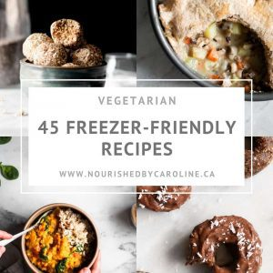 freezer-friendly recipes pin