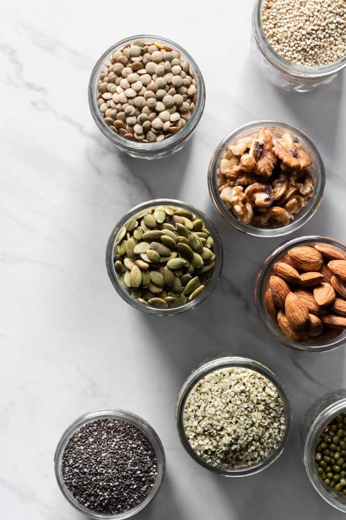 Vegan Protein Sources + How to Use Them